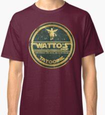 WATTO' S SHOP TATOOINE  Classic T-Shirt