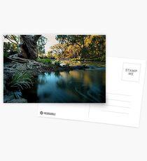 Burdekin River near greenvale Postcards