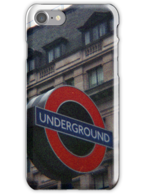 Oxford Street Station by ConsHugs