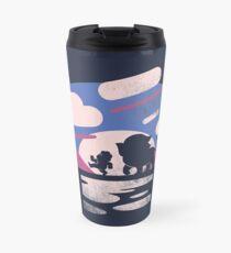 Steven Sunset Travel Mug