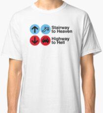 Camiseta clásica Escoger