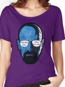 Heisenberg Knock Women's Relaxed Fit T-Shirt