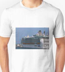 The Royal Carribean Unisex T-Shirt