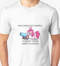 Pinkie Pie's Party Cannon T-Shirt