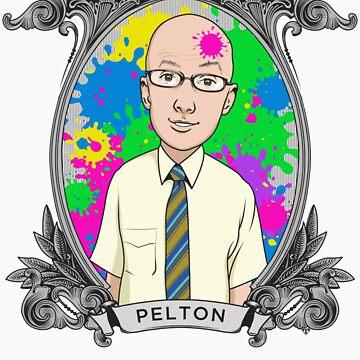 Dean Pelton by tioem