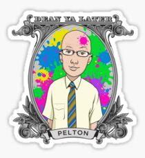 Dean Pelton Sticker