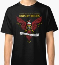 United Forces Insignia Classic T-Shirt