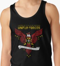 United Forces Insignia Tank Top