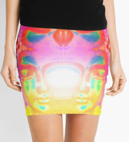 Deiosis Mini Skirt