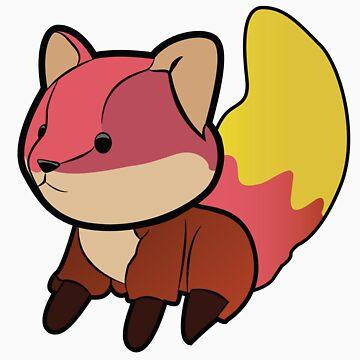 Plush Fox by moehammoud
