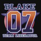 Team Liberator: BLAKE by shaydeychic