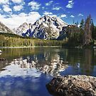 Grand Teton National Park by Jeanne Frasse