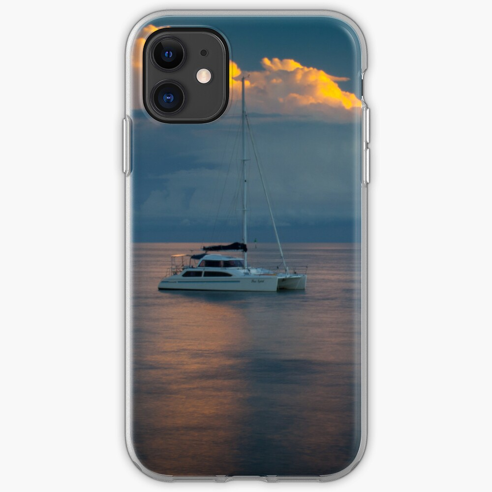 Tranquillity iPhone Soft Case
