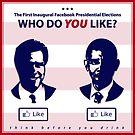 Who Do You Like? (Future of Presidential Elections) by konokopia