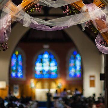 Wedding archway by HoaK