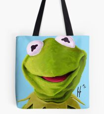 Mr. the Frog Tote Bag