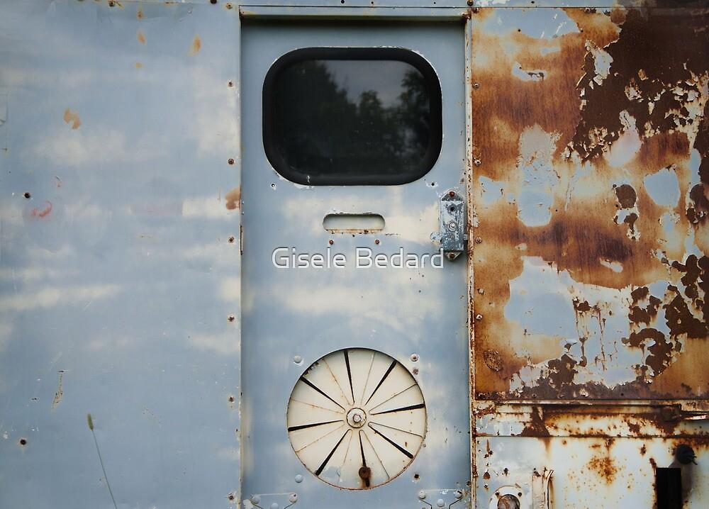 The cloudy door by Gisele Bedard