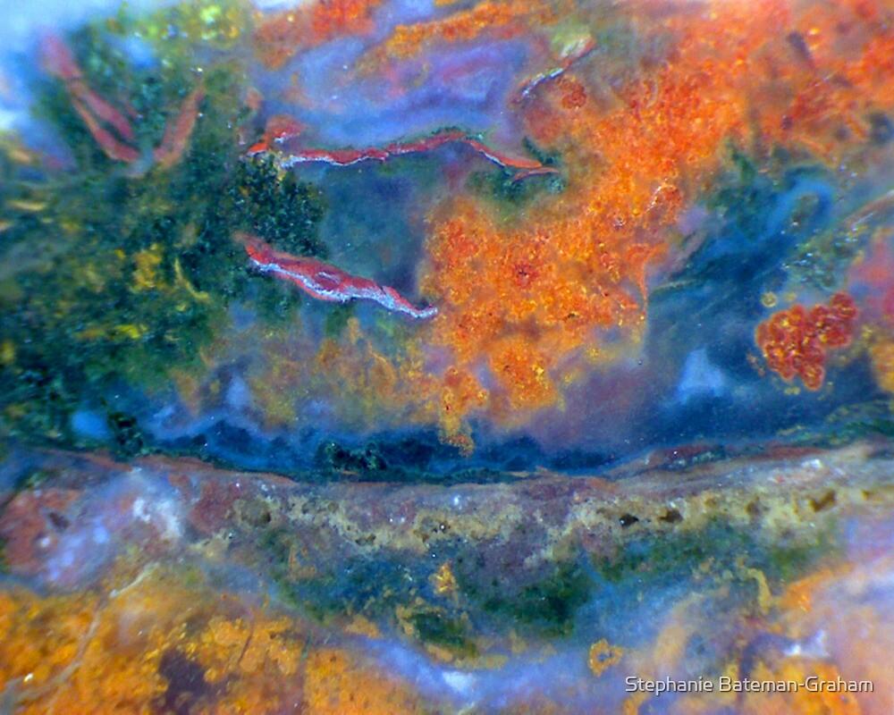 Fire On The Horizon by Stephanie Bateman-Graham
