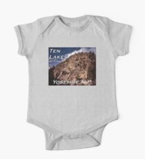 Ten Lakes Basin - Yosemite N.P. Kids Clothes