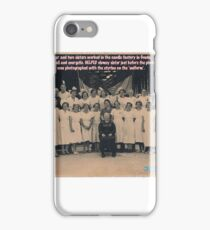 The Candle Factory in Gouda - long gone. Mother worked there.  iPhone Case/Skin
