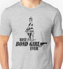 The Queen Elizabeth Best Bond Girl Ever London Olympics 2012 T-Shirt