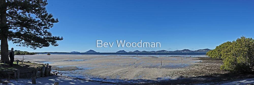 Pindimar on Port Stephens NSW Australia by Bev Woodman