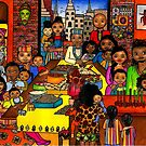Kwanzaa by Laura Hutton