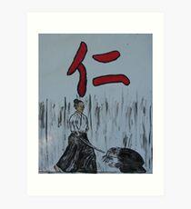 """Jin""  by Carter L. Shepard Art Print"