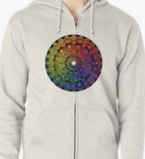 Mandala 46 T-Shirts, Hoodies and Stickers and cases - Jim Gogarty Zipped Hoodie