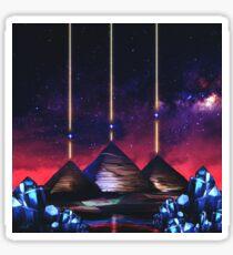 Giza-Orion Alignment  Sticker