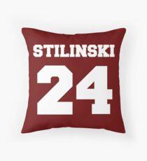 Stiles Stilinski #24 Throw Pillow