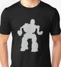 Summoner Battlemech Grey T-Shirt