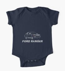 FORD RANGER  One Piece - Short Sleeve