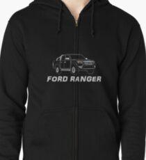 FORD RANGER  Zipped Hoodie