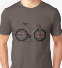 British Cycling is Brilliant Unisex T-Shirt