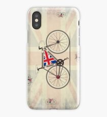 Love Bike, Love Britain iPhone Case