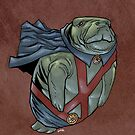 Martian Manatee Hunter SALE! by jomiha