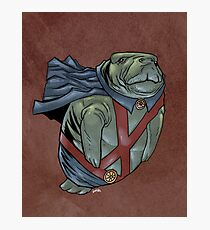 Martian Manatee Hunter SALE! Photographic Print