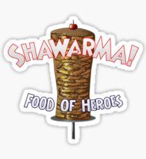 Shawarma Sticker