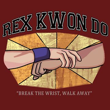 Rex Kwon Do by Sherlock-ed