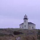 Coquille River Lighthouse by jschwab