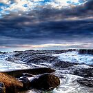 Snapper Rocks by Maxwell Campbell