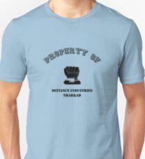 Steiner- Defiance Industries Athletic Tee T-Shirt