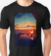 Bali Sunset Flame T-Shirt
