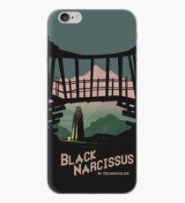 Black Narcissus iPhone Case