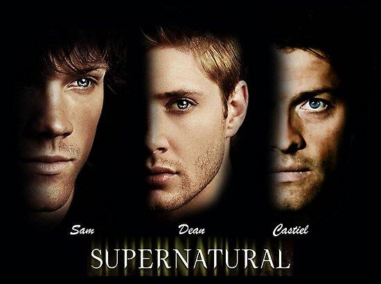 Supernatural by Elizabeth Coats