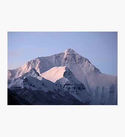 Mt Everest Photographic Print