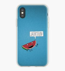 WATERMELON!!!! iPhone Case