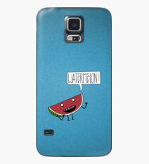 WATERMELON!!!! Case/Skin for Samsung Galaxy