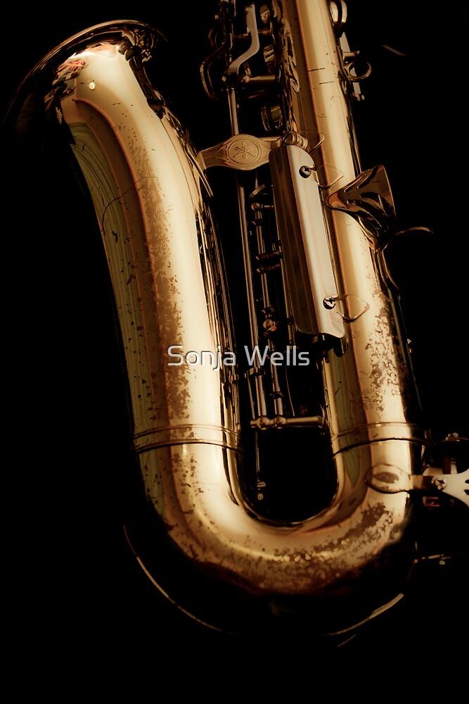 The Saxaphone by Sonja Wells